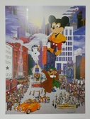 Melanie Taylor, Parade, Macy's, Thanksgiving Day Parade, Snoopy, Superman, Balloons, Kids Room, Mickey Mouse