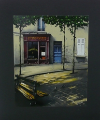 Thomas Pradzynski, Cordonnerie, Paris, Hotel Art, Designer Art, Decor, Corporate Art, Street Scene